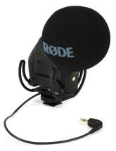 Rode Stereo Video Microphone Pro - with Integrated Rycote Shockmount