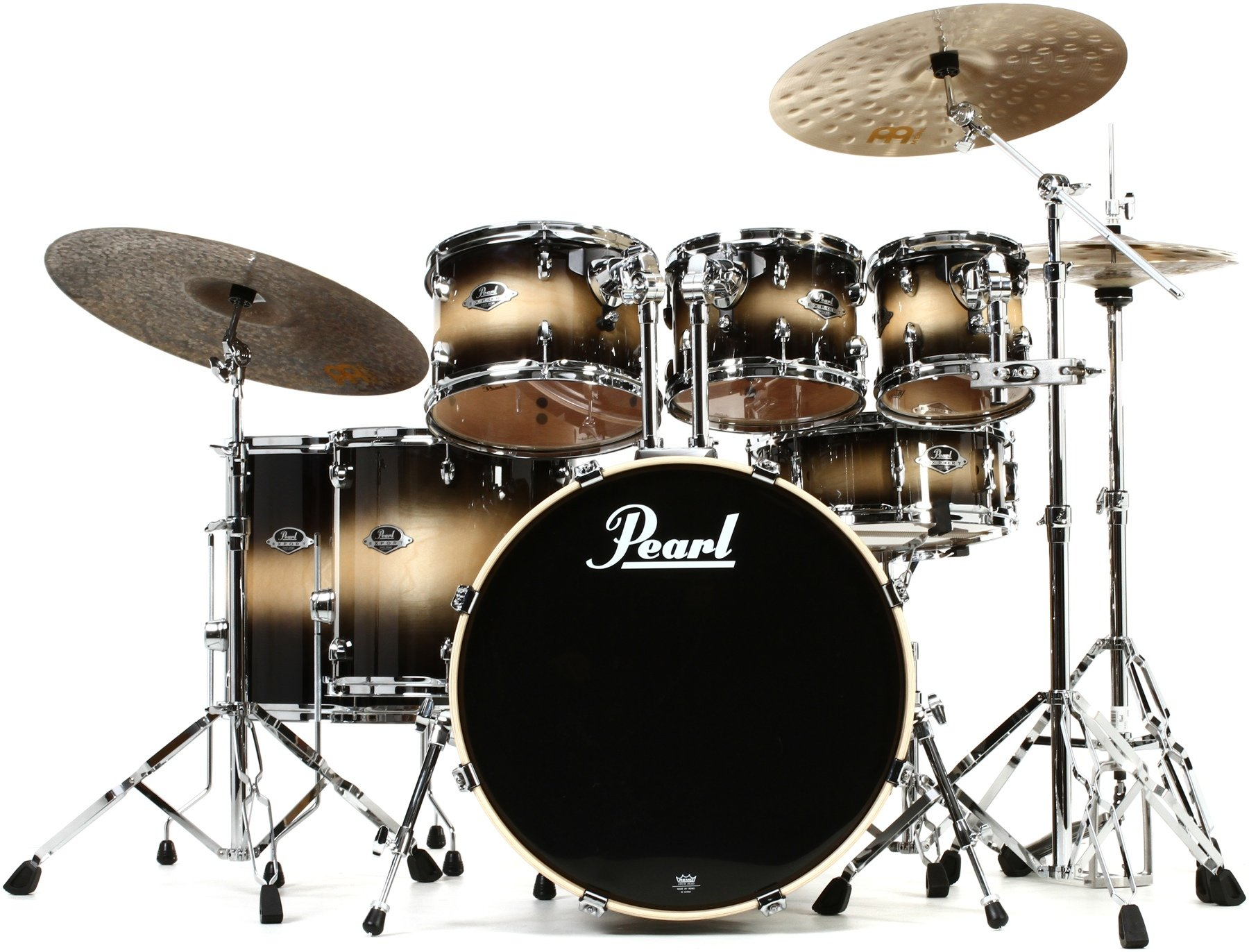 THE RHYTHM IS IN YOU the right gear is essential for setting it free No toys or handmedowns a new complete drum set package with everything you