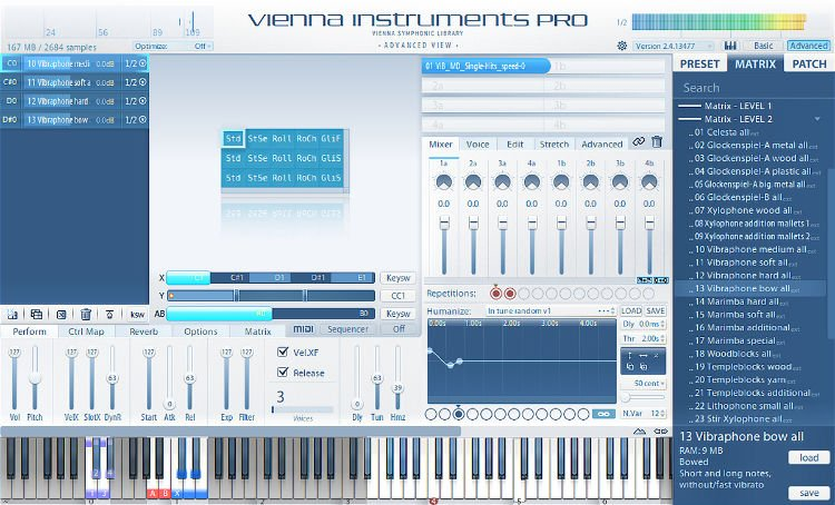 Vienna Symphonic Library Vibraphone - Full Library | Sweetwater