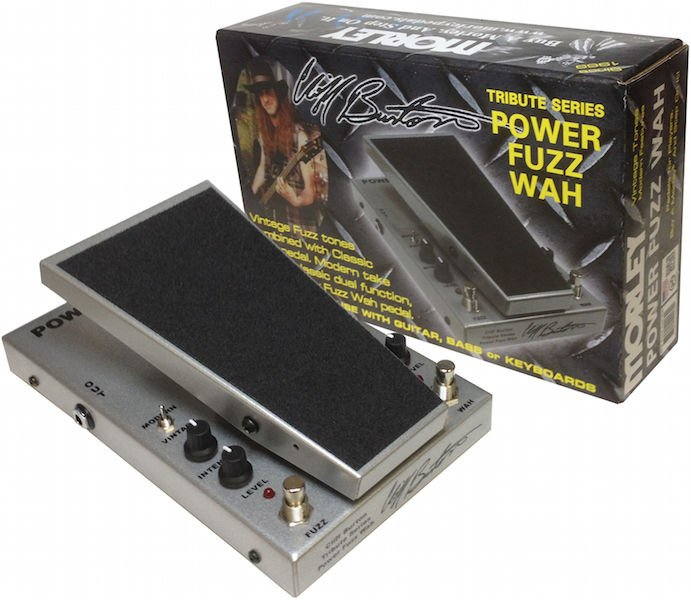 morley pfw cliff burton tribute series power fuzz wah sweetwater. Black Bedroom Furniture Sets. Home Design Ideas