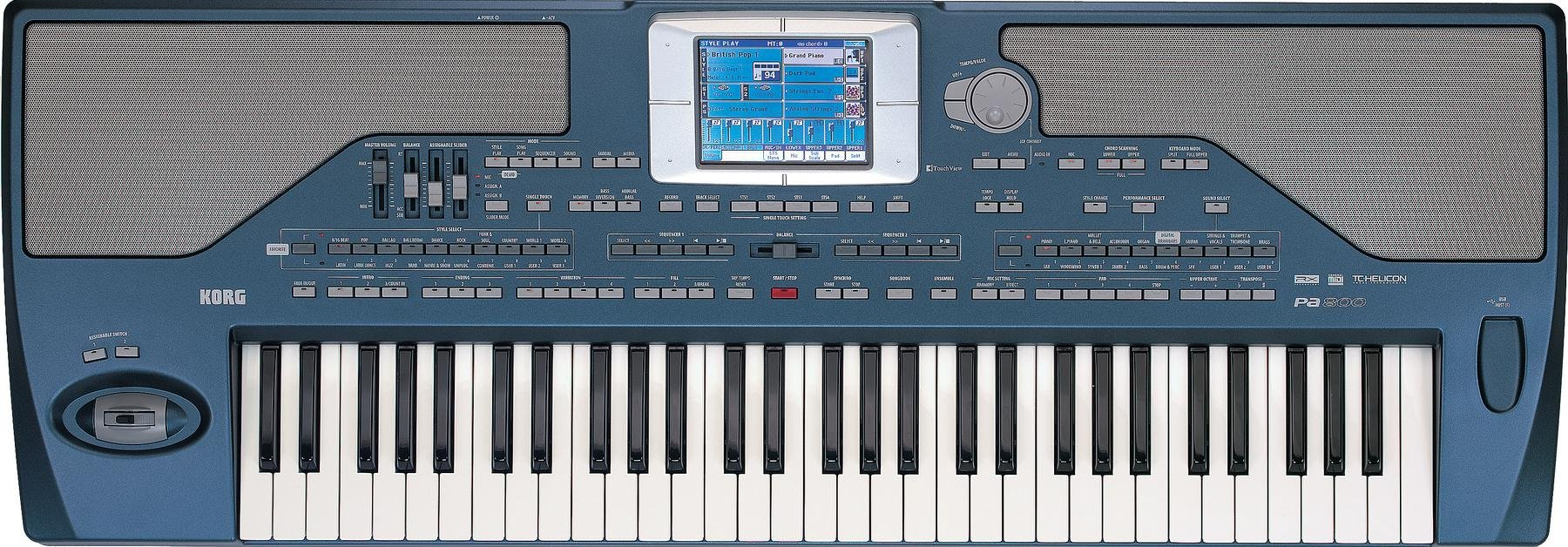 Korg Limited Edition Pa800 Elite | Sweetwater