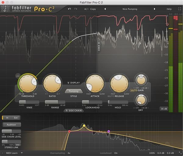 FabFilter FX Plug-in Bundle | Sweetwater