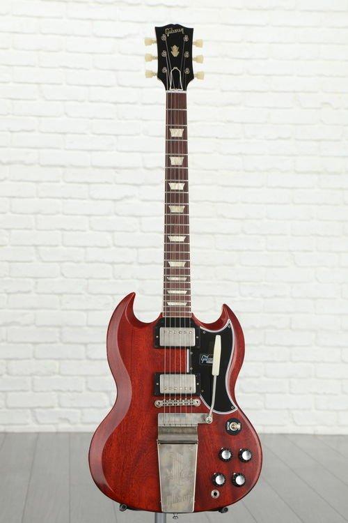Gibson Custom 1964 SG Standard Reissue w/ Maestro Vibrola