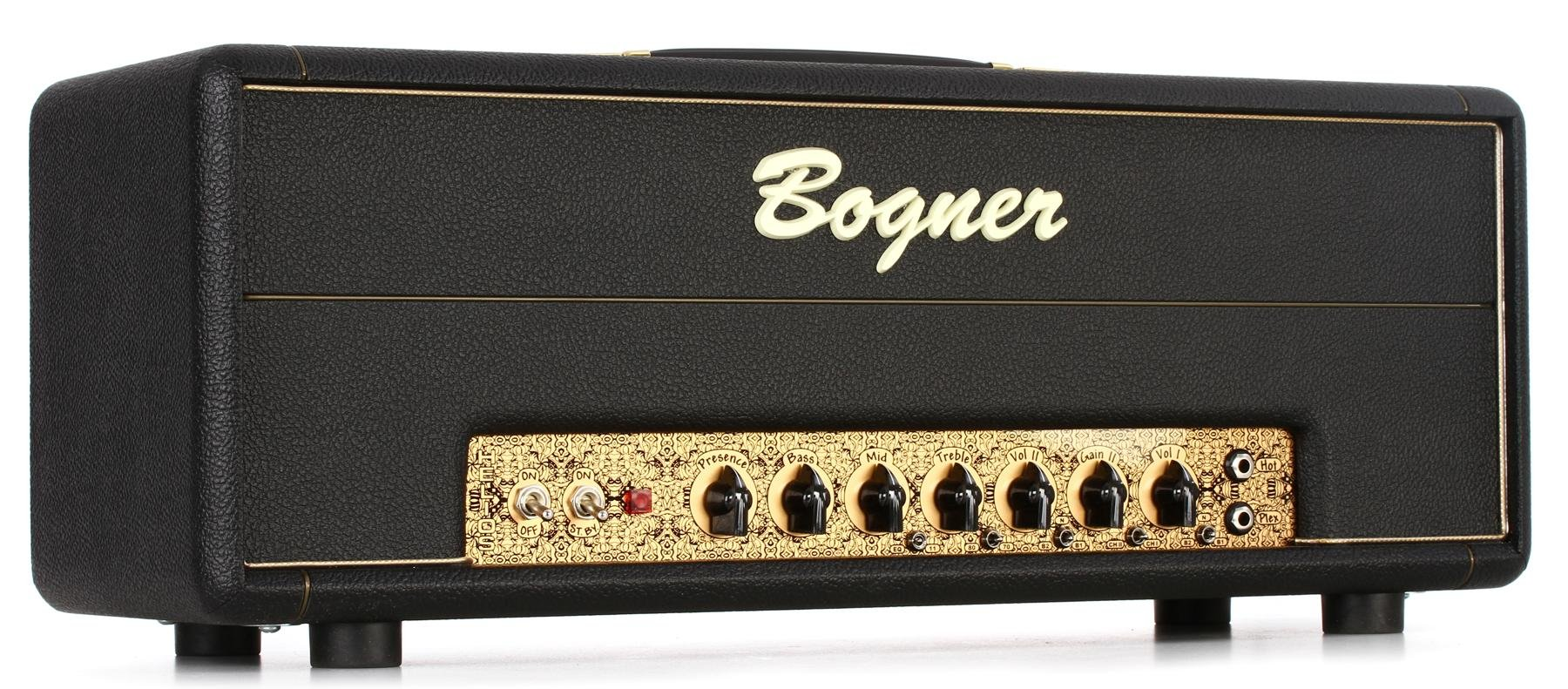 Bogner Helios 50 Watt Handwired Tube Head Sweetwater 45w Power Amplifier Include Tone Control Image 1