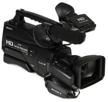 Sony HXR-MC2500 1080p Full HD Shoulder-mount AVCHD Camcorder