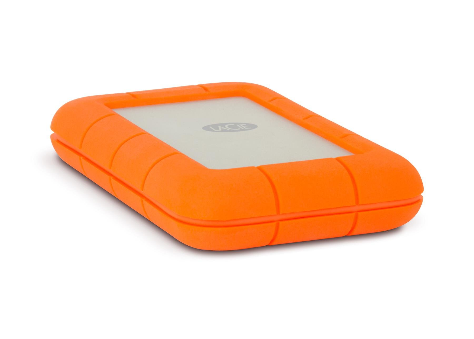 Lacie Rugged Thunderbolt Usb 3 0 1tb Portable Hard Drive Image 1