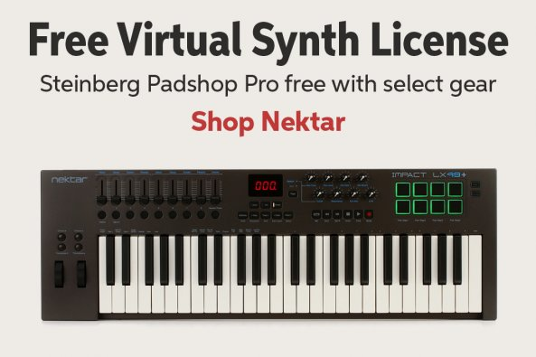 Keyboards & Synthesizers | Sweetwater