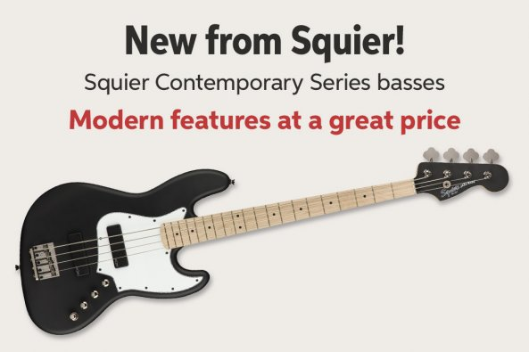 bass guitars sweetwater