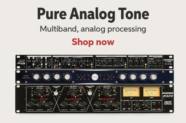Preamps & Channel Strips | Sweetwater