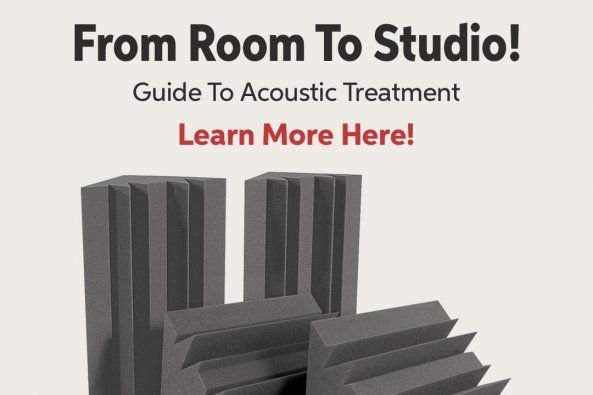 Acoustic Treatment   Sweetwater