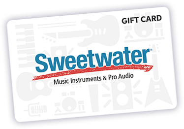 Sweetwater Gift Card