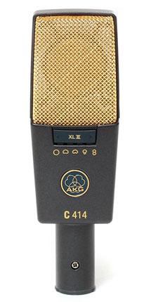 C414 XLII Large-diaphragm Condenser Microphone
