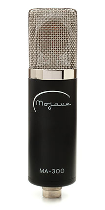 MA-300 Large-diaphragm Tube Condenser Microphone