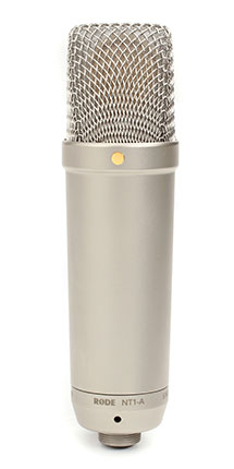 NT1-A Large-diaphragm Condenser Microphone