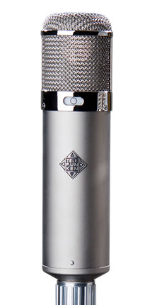 U47 Large-diaphragm Tube Condenser Microphone