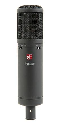 sE2200a II Large-diaphragm Condenser Microphone