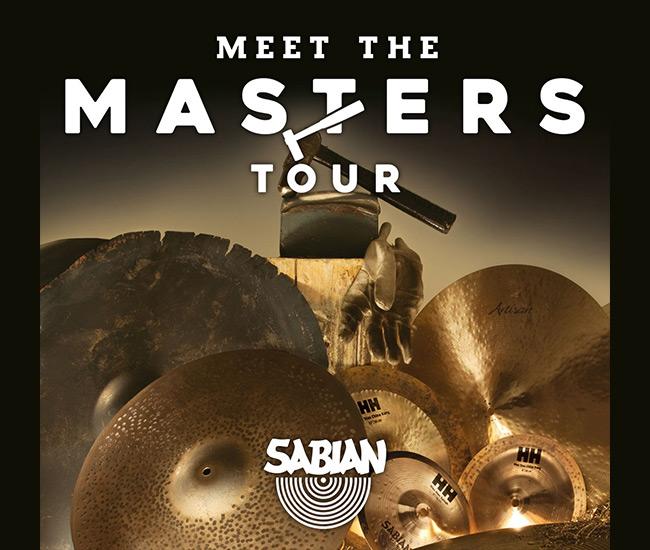 Sabian meet the masters tour