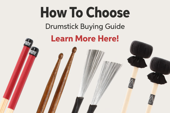 How To Choose Drumstick Buying Guide @ Learn More Here!