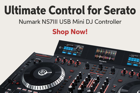 Ultimate Control for Serato Numark NS7III USB Mini DJ Controller Shop Now!