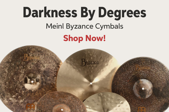 Darkness By Degrees Meinl Byzance Cymbals Shop Now!