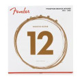 Fender 60L Phosphor Bronze Light Acoustic Strings