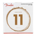 Fender Accessories 60CL Phosphor Bronze Custom Light Acoustic Strings60CL Phosphor Bronze Custom Light Acoustic Strings