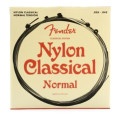 Fender 130 Clear Nylon Ball End Medium Classical Strings130 Clear Nylon Ball End Medium Classical Strings