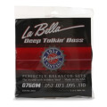 La Bella 0760M Deep Talkin' Bass Flatwound Bass Strings - 1954 Original