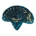 Fender Accessories 351 Shape Premium Celluloid Picks - Ocean Turquoise - 12-Pack351 Shape Premium Celluloid Picks - Ocean Turquoise - 12-Pack