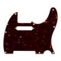 Fender Standard Telecaster Pickguard - Tortoise Shell 8-Hole
