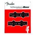 Fender N3 Noiseless J Bass Noiseless Jazz Bass Pickup 2-piece Set
