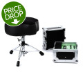 Porter & Davies BC2 Drum Throne System - Saddle Seat with BaseBC2 Drum Throne System - Saddle Seat with Base