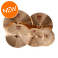 Paiste 2002 Cymbal Pack with Free 18