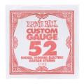 Ernie Ball 1152 .052W Single Wound String1152 .052W Single Wound String