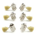 Grover 135N Vintage Tuners 3+3 - Nickel