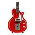 Supro Americana Series Belmont Vibrato - Poppy Red