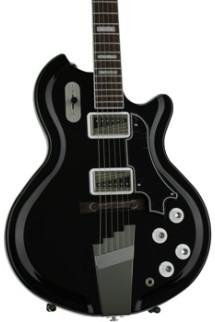 Supro Americana Series Coronado II - Jet Black