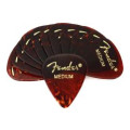 Fender Accessories 351 Shape Classic Celluloid Picks - Medium Shell - 12-Pk351 Shape Classic Celluloid Picks - Medium Shell - 12-Pk