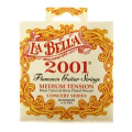 La Bella 2001 Flamenco Guitar Strings - Medium Tension