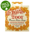 La Bella 2001 Flamenco Guitar Strings - Medium Tension2001 Flamenco Guitar Strings - Medium Tension