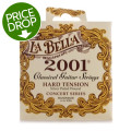 La Bella 2001 Classical Guitar Strings - Hard Tension2001 Classical Guitar Strings - Hard Tension