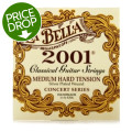 La Bella 2001 Classical Guitar Strings - Medium-hard Tension2001 Classical Guitar Strings - Medium-hard Tension