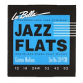 La Bella 20PCM Jazz Flats Stainless Steel Flatwound Electric Guitar Strings - Custom Medium20PCM Jazz Flats Stainless Steel Flatwound Electric Guitar Strings - Custom Medium