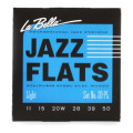 La Bella 20PL Jazz Flats Stainless Steel Flatwound Electric Guitar Strings - Light20PL Jazz Flats Stainless Steel Flatwound Electric Guitar Strings - Light