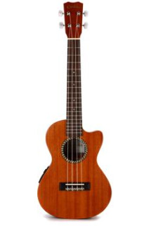 Cordoba 20TM-CE 20 Series Tenor Cutaway-Electric Ukulele