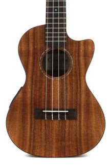 Cordoba 23T-CE 23 Series Tenor Cutaway Acoustic-electric Ukulele