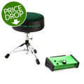 Porter & Davies BC Gigster Drum Throne - Round SeatBC Gigster Drum Throne - Round Seat