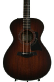 Taylor 322e Grand Concert - Shaded Edgeburst