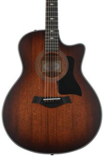 Taylor 326ce - Shaded Edgeburst, Tasmanian Blackwood back and sides