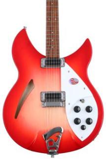 Rickenbacker 330 Thinline - Fireglo